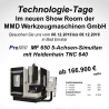 Showroom Technology Days en la empresa MMD Werkzeugmaschinen GmbH